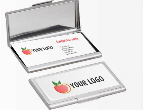 Branded Business Card Cases