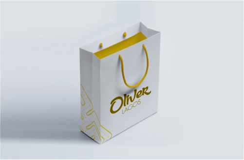 Small Paper bags (A5 )