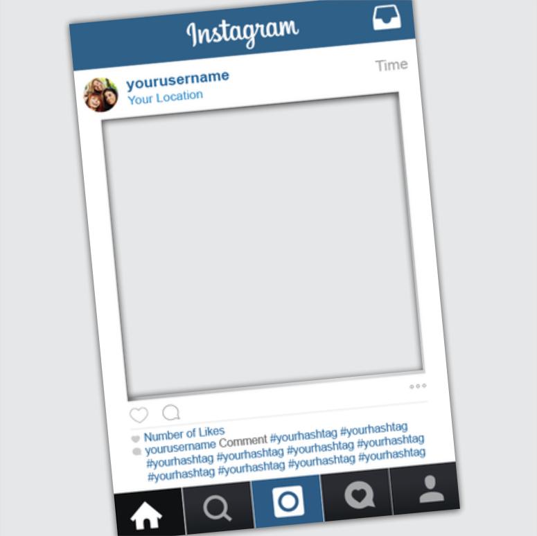 Instagram Frame Boards